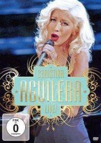 Cover Christina Aguilera - Live [DVD]